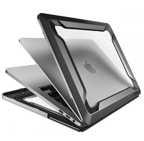 Etui Supcase i-Blason Dual Layer Hybrid MacBook Pro 13 2016, czarny black