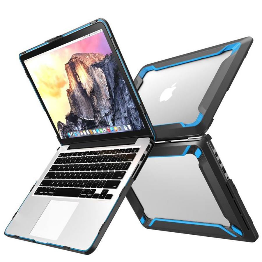 Etui SupCase NexCase Full-Body Rugged Hybrid dla Macbook Pro 13 Retina