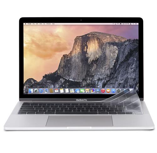 Nakładka na klawiaturę Moshi Clearguard MacBook Pro 13 i 15, z Touch Bar, Late 2016, EU