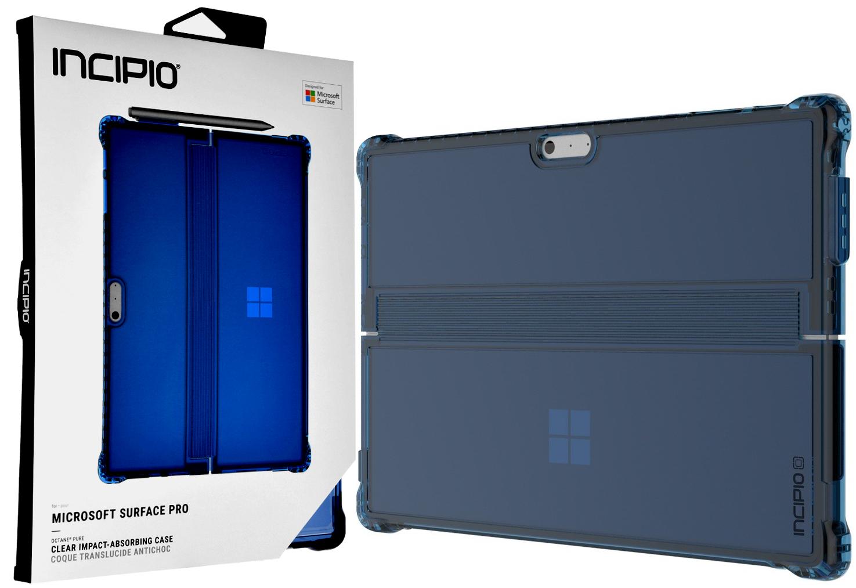 new concept 83be5 4451c Etui Incipio Octane Pure Microsoft Surface Pro 2017/ Pro 4, cobalt