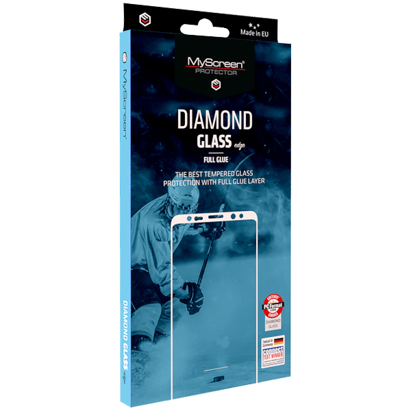 Szkło ochronne MyScreen Diamond Glass Edge Full Glue
