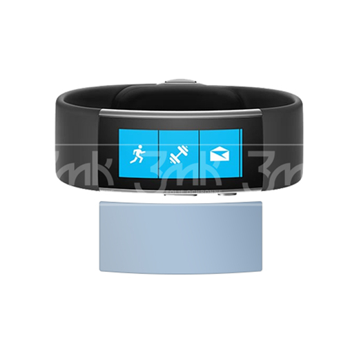 Folia ochronna 3mk Arc Smartwatch dla Microsoft Band 2 Watch.
