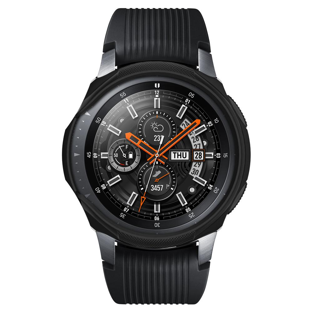 Oryginalne etui od marki Spigen z serii Liquid Air dla Galaxy Watch 46 mm Gear S3 Frontier