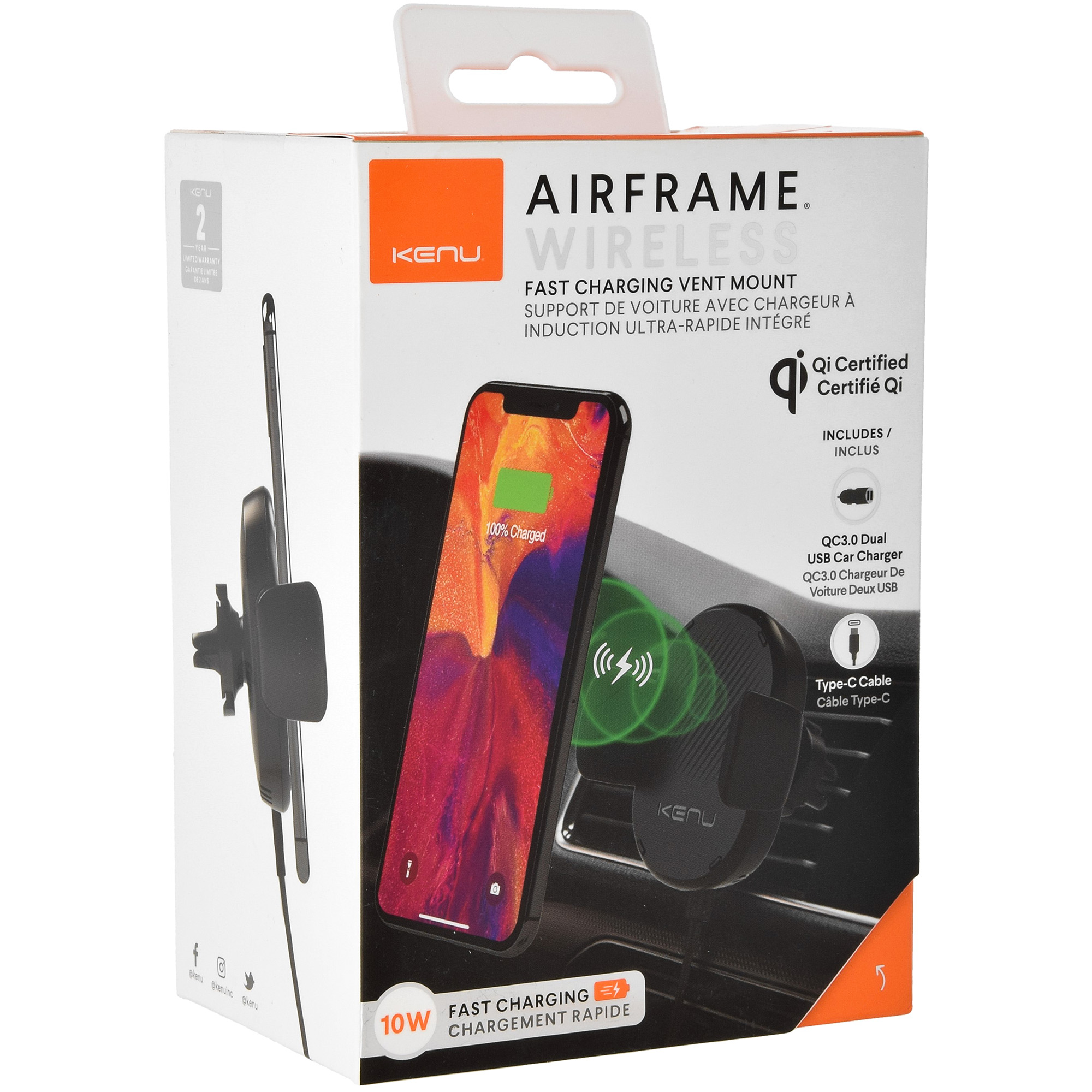 Uchwyt Kenu Airframe Wireless