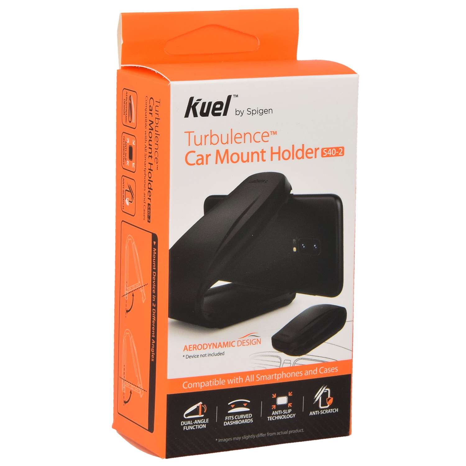 Uchwyt Car Mount Spigen Kuel CD Slot TMS24