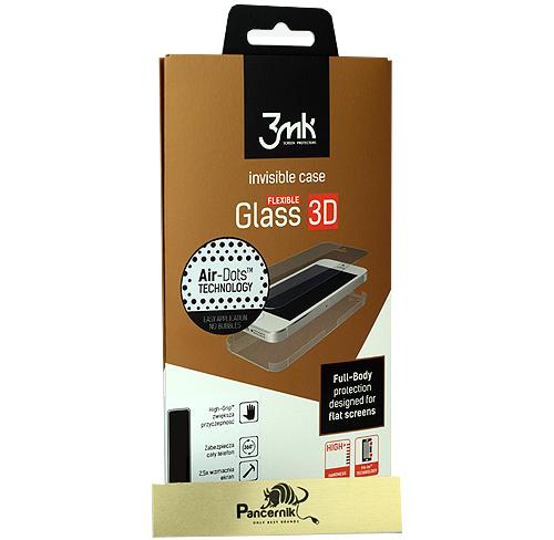 szkło, folia na całość 3mk flexible glass 3D high-grip xiaomi mi5