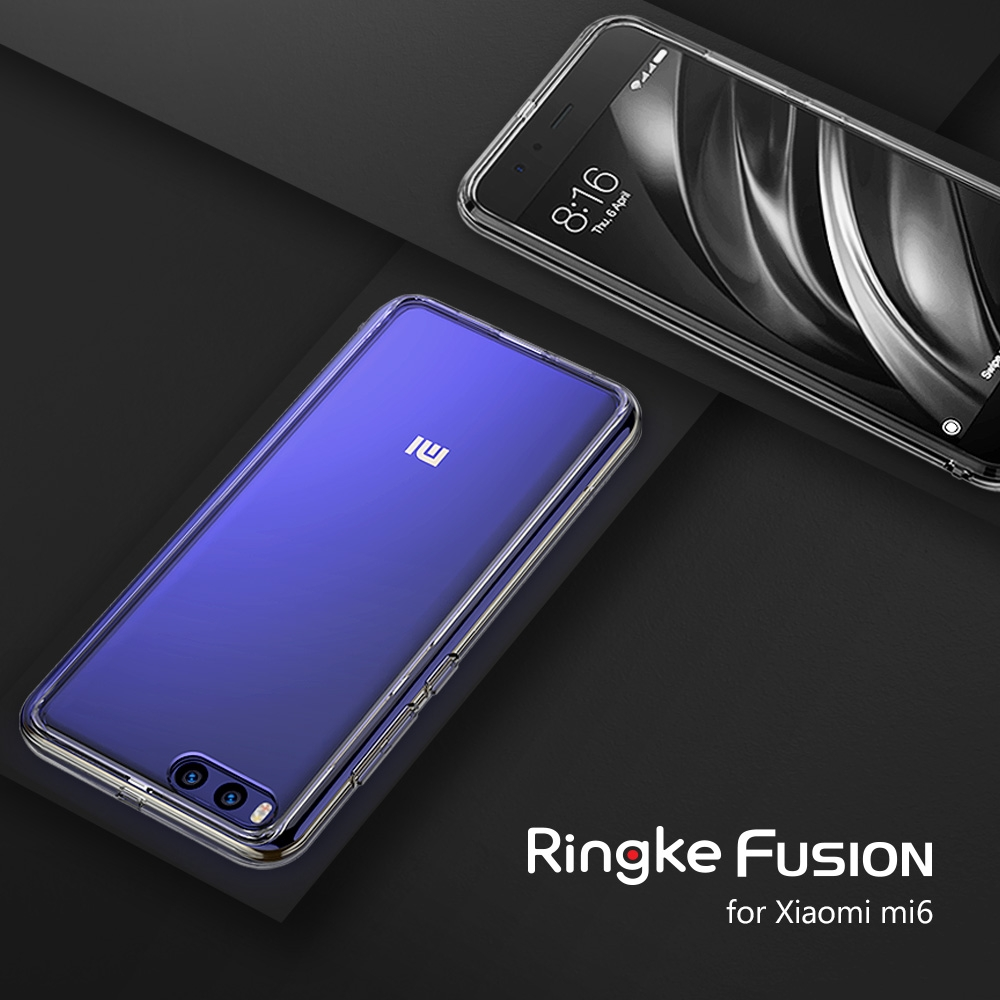 Etui Rearth Ringke Fusion do Xiaomi Mi 6