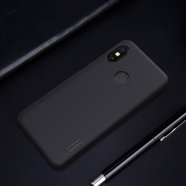 Etui Nillkin Frosted Shield do Xiaomi Mi A2 Lite i Redmi 6 Pro