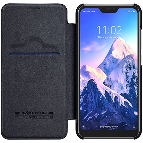 Etui Nillkin QIN Leather Case do Xiaomi Mi A2 Lite i Redmi 6 Pro