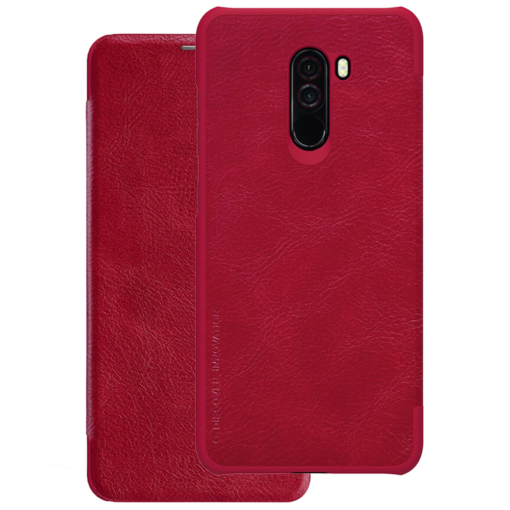 Etui Nillkin QIN Leather Case do Xiaomi Pocophone F1