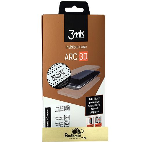 3mk Arc 3D matte-coat Sony Xperia X Compact