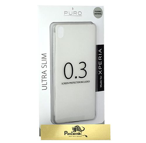 Xperia XA Ultra/Puro Ultra Slim Xperia XA Ultra  przezroczyste