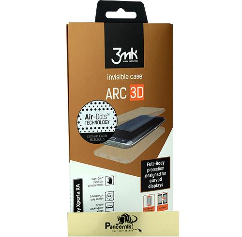 3mk Arc 3D High-Grip Sony Xperia XA