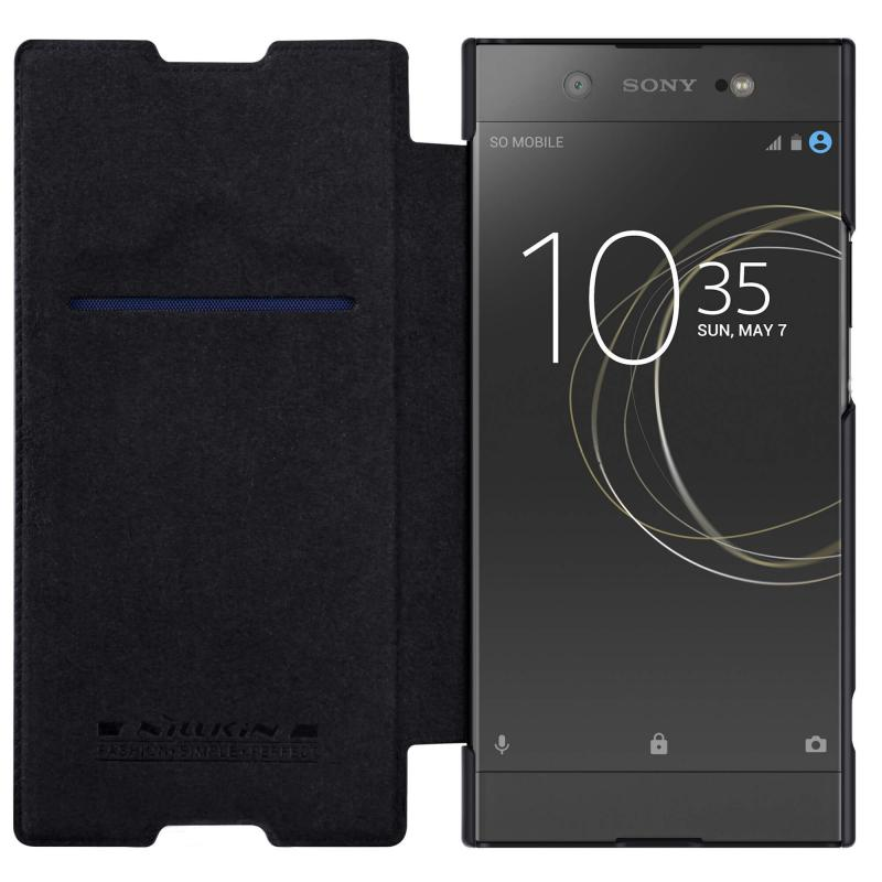 Etui Nillkin QIN Leather Case do Xperia XA1 Ultra.