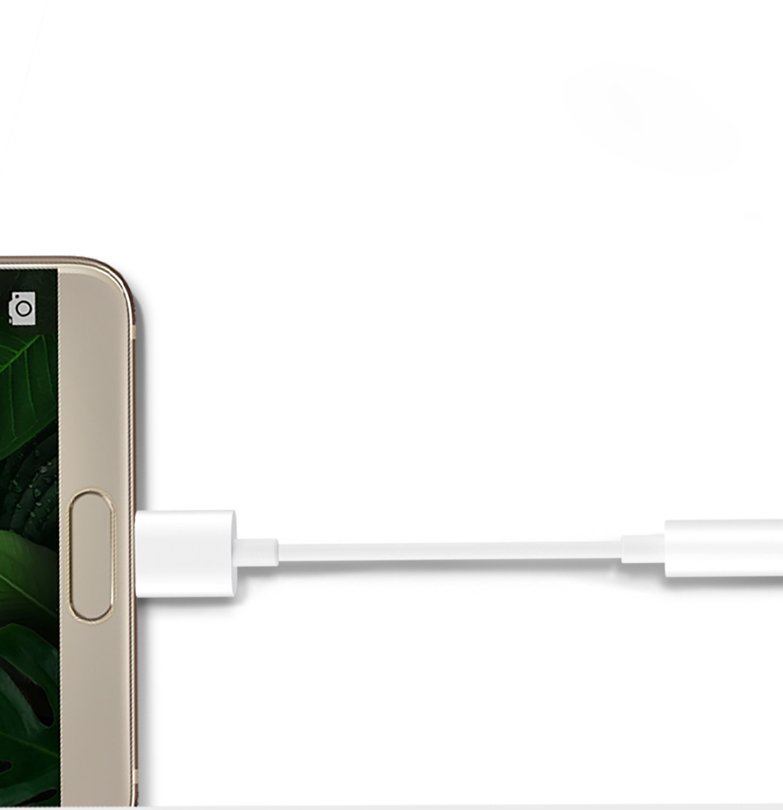 Kabel Huawei Data Cable USB-A do USB-C, biały