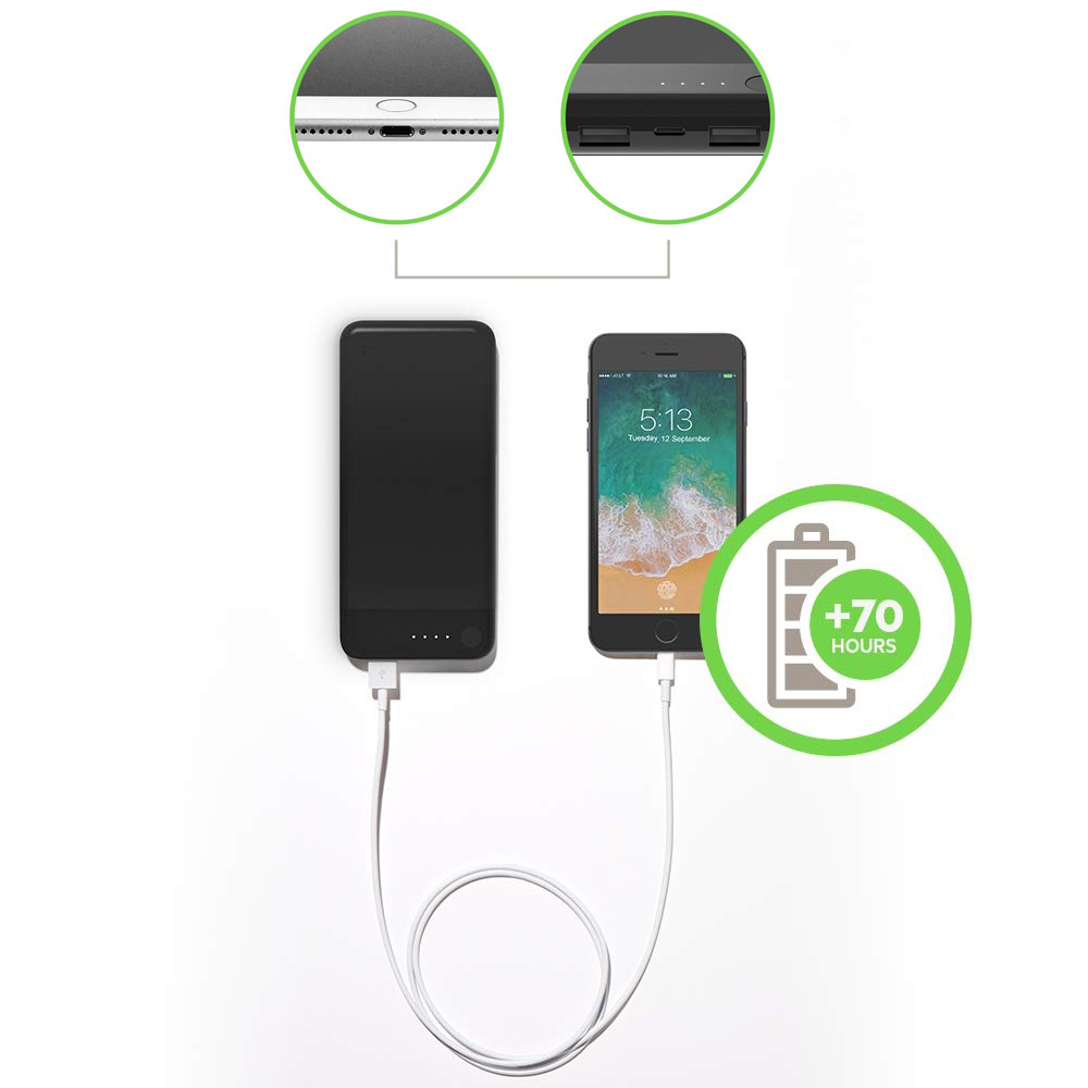 Oryginalna bateria Belkin Boost Charge Power Bank 10K Lightning 10000mAh
