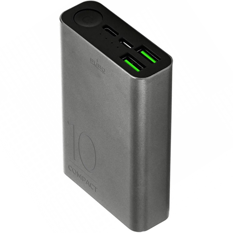Oryginalna bateria Puro Compact Power Bank Fast Charger USB-C 10000mAh