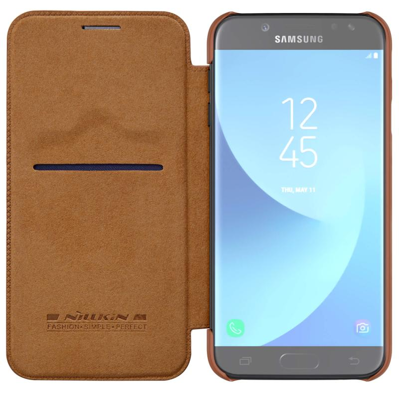Etui Leather Case dla Galaxy J5 2017