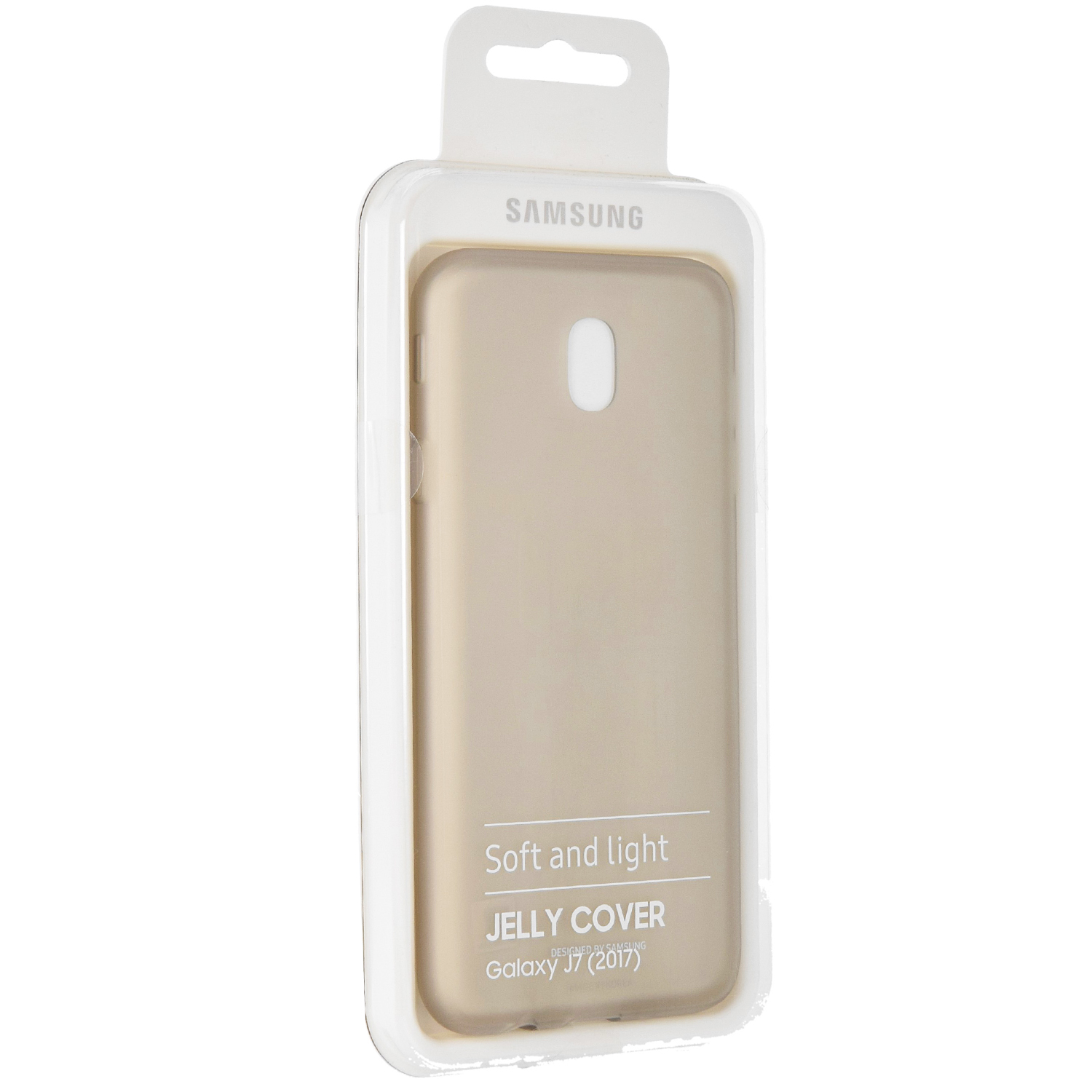 Etui Samsung Jelly Cover dla Galaxy J7 2017