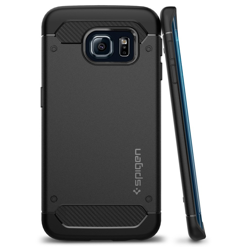 Etui Spigen Rugged Armor do Galaxy S6 Edge