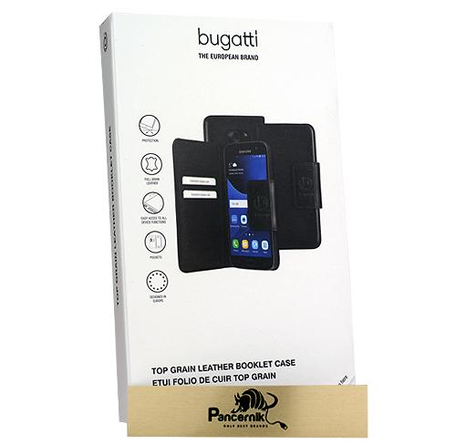 Bugatti booklet case Amsterdam czarne