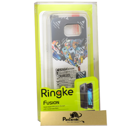Rignke fusion galaxy s7 smoke black