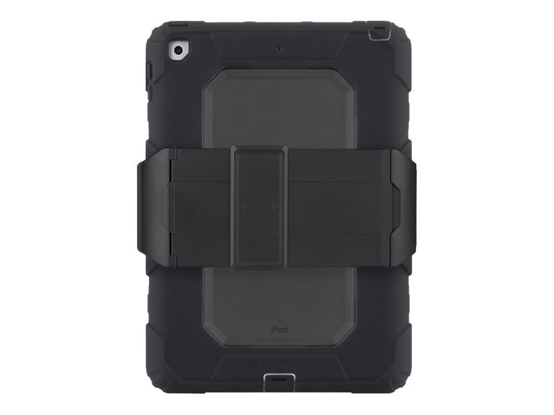 Etui pancerne Griffin Survivor All-Terrain iPad 9.7 2017, czarne. .