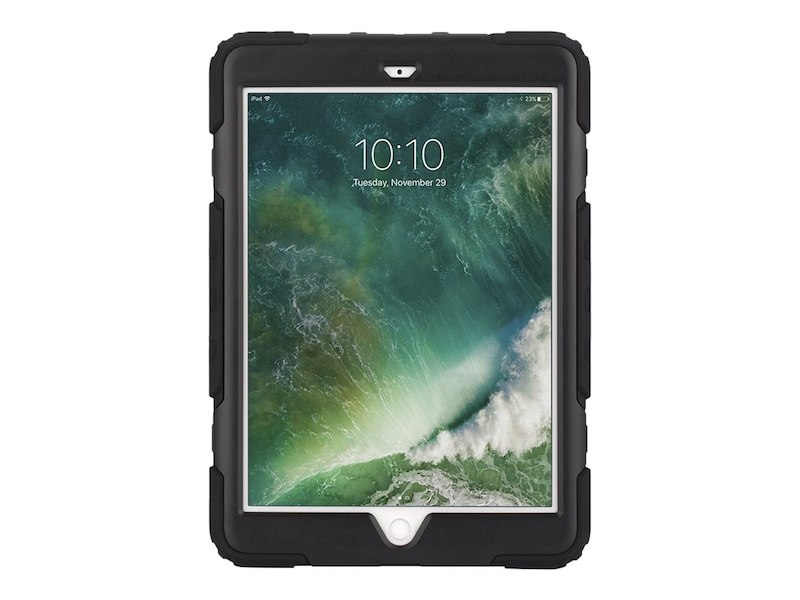 Etui pancerne Griffin Survivor All-Terrain iPad 9.7 2017, czarne