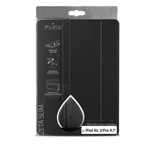 Etui iPad PRO Puro Zeta Slim Case, czarne