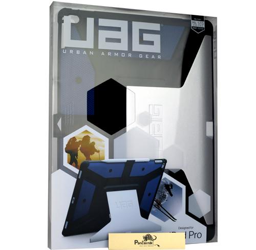 Etui pancerne UAG iPad PRO niebieskie cobalt