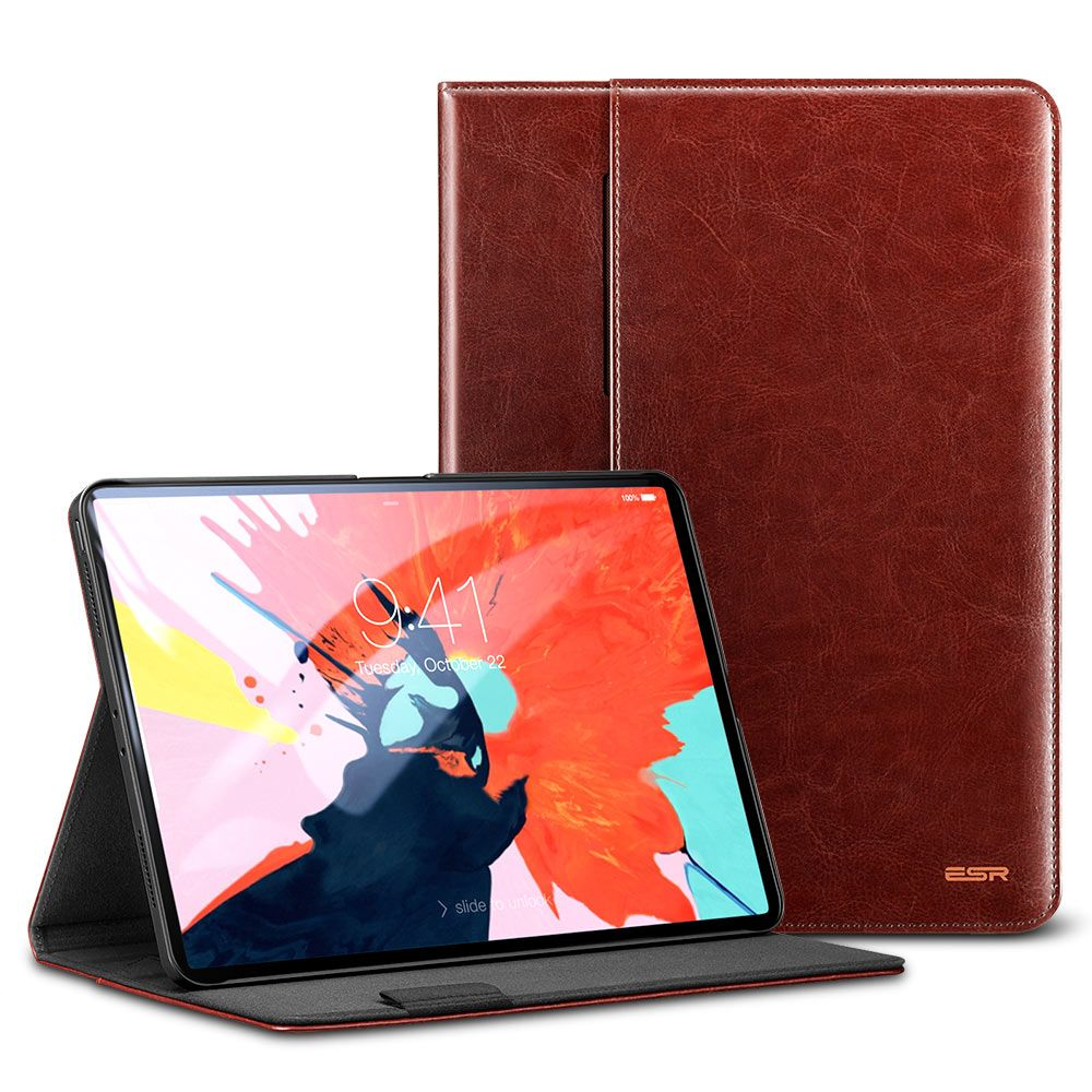 Eleganckie etui ESR Intelligent Premium Business Case dla iPad Pro 11 2018