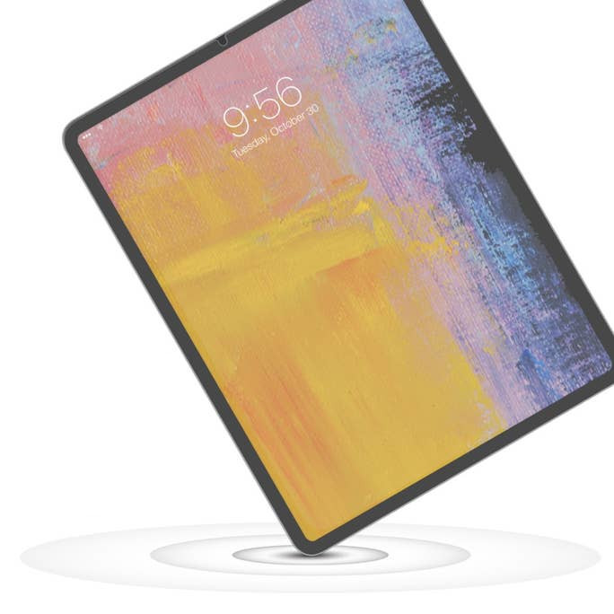 Szkło hartowane ZAGG Invisible Shield Glass+ do iPad Pro 12.9 (2018).