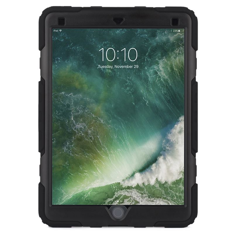 Etui pancerne Griffin Survivor All-Terrain iPad Pro 10.5 2017, czarne.