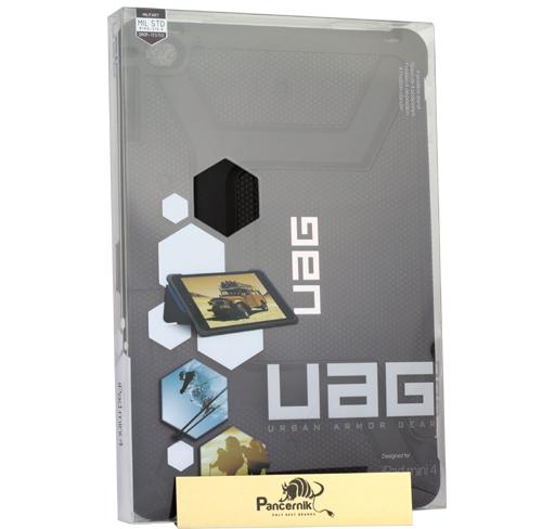 Etui pancerne UAG iPad mini 4 scout czarne