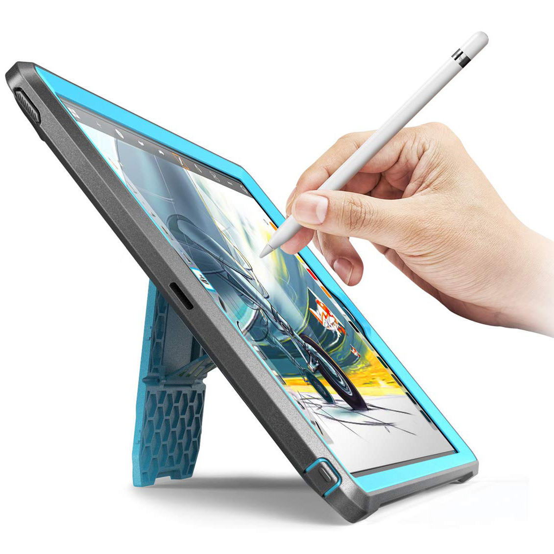 Etui pancerne Supcase Unicorn Beetle Pro do iPad Mini 5/4
