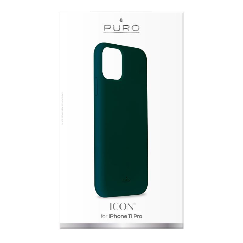 Etui Puro Icon do iPhone 11 Pro Max