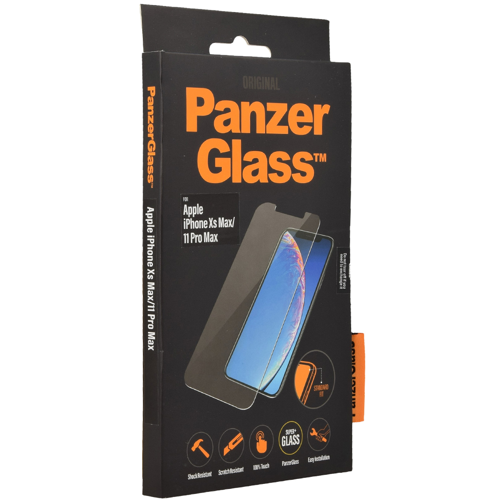Szklo hartowane PanzerGlass do Apple iPhone 11 Pro Max / Xs Max