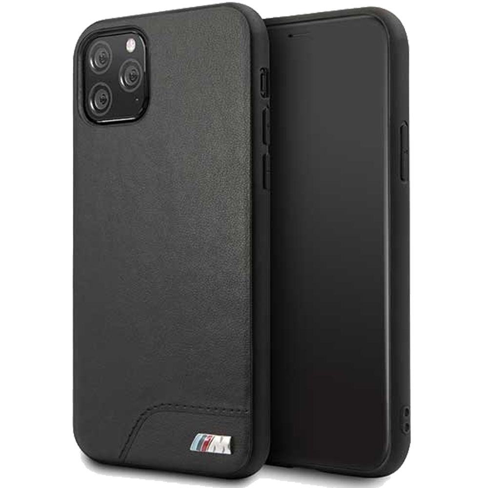 Etui skórzane CG Mobile BMW M Hard Case Hexagon do iPhone 11 Pro