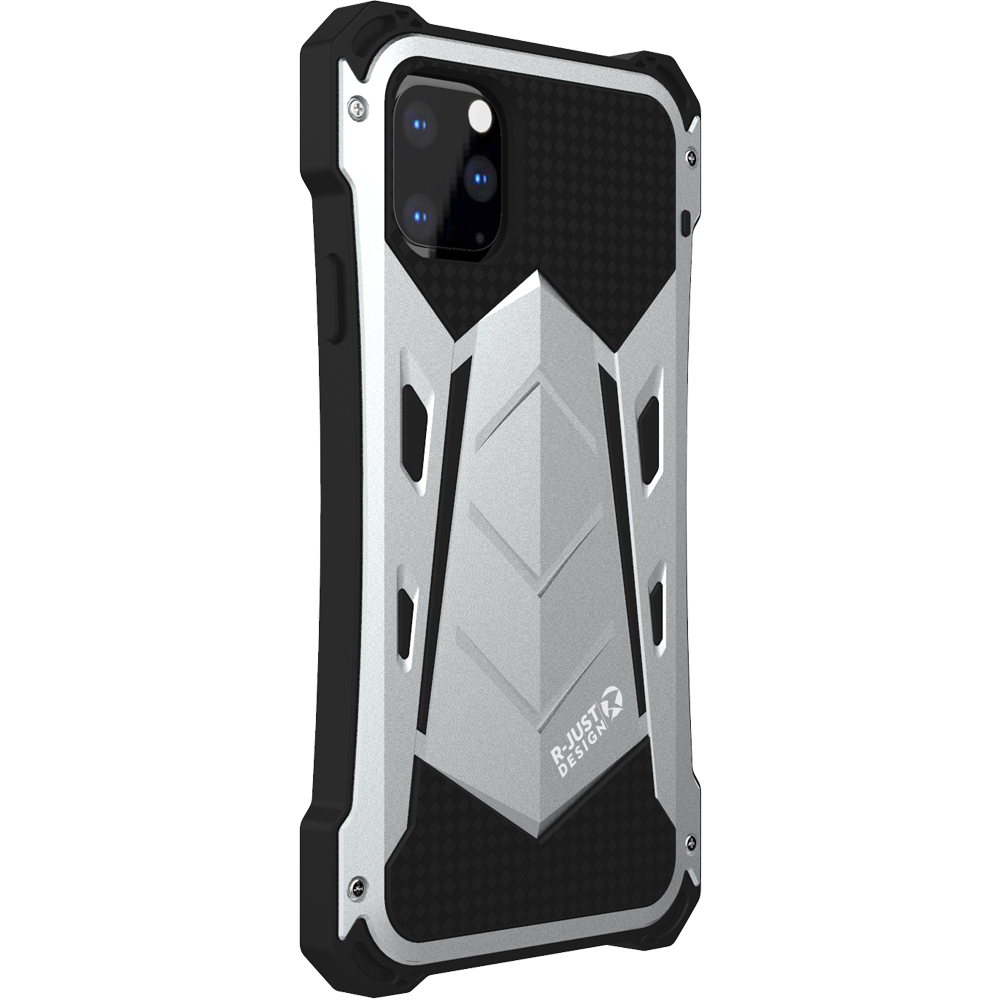 Oryginalne etui marki R-Just Ghost Warrior dla iPhone 11 Pro