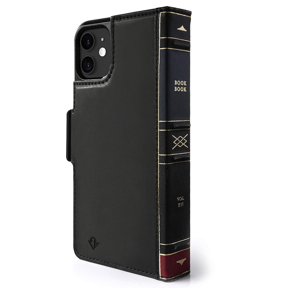 Etui skórzane Twelve South BookBook dla iPhone 11