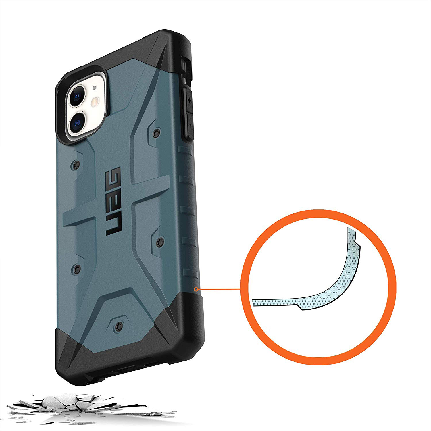 Etui Urban Armor Gear Pathfinder dla iPhone 11