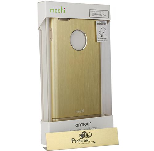 Etui Moshi Amour iPhone 7 plus gold