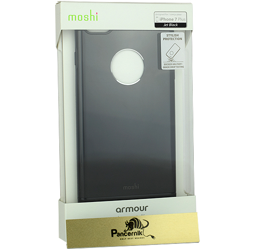 Etui Moshi Amour iPhone 7 plus jet black