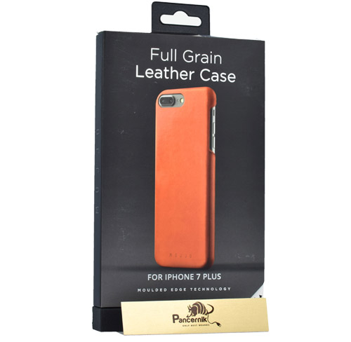 Etui mujjo leather case  iphone 7 plus tan