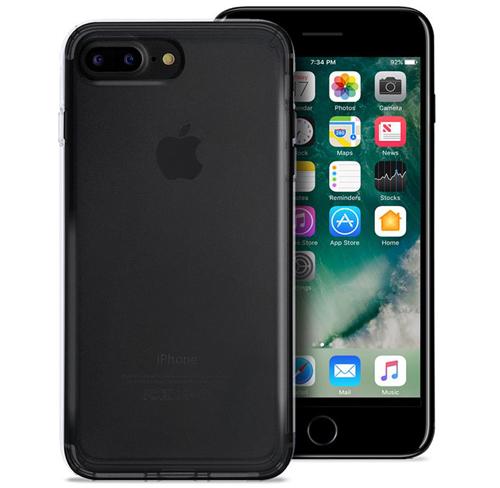 Puro Nude iphone 7 Plus przezroczyste czarne