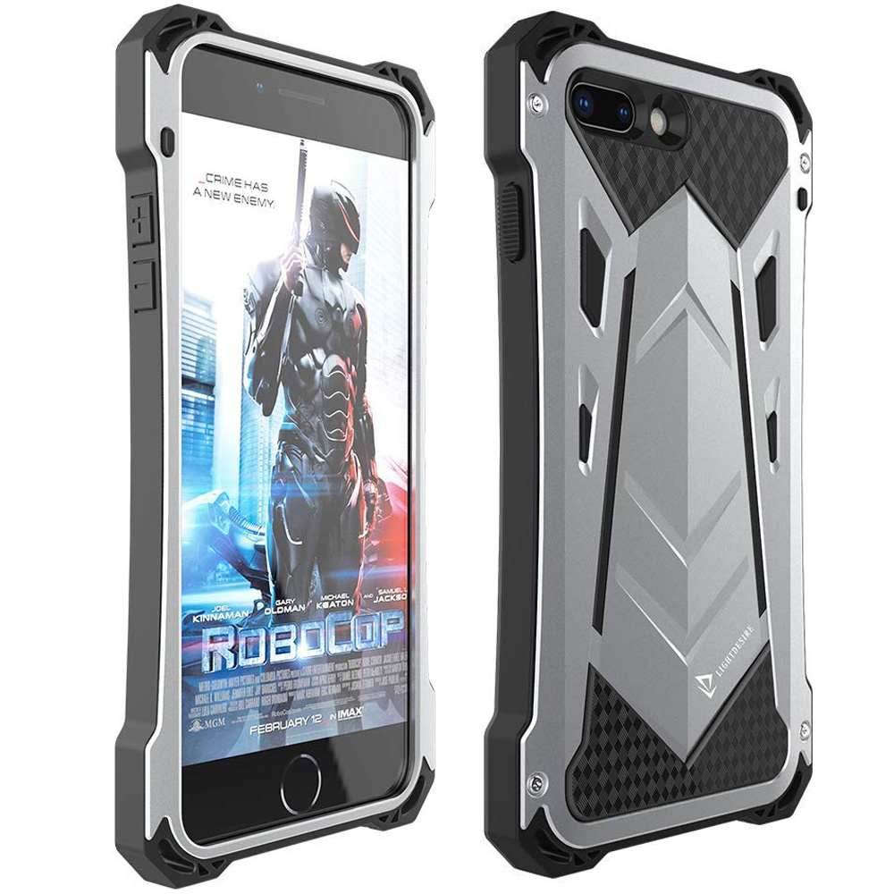 Oryginalne etui marki R-Just Ghost Warrior dla iPhone 7 Plus