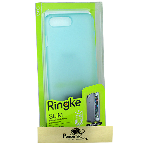 Etui Ringke SlimApple iPhone 7 Plus miętowa
