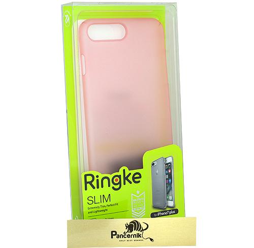 Etui Ringke SlimApple iPhone 7 Plus różowa