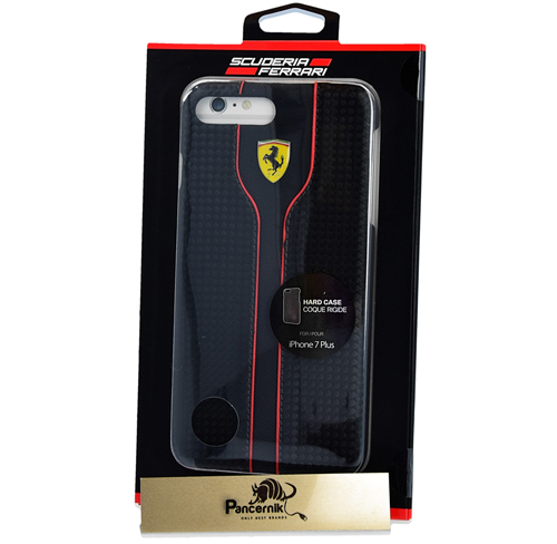 Etui Ferrari CG Mobile hard case iphone 7 plus czaRNE
