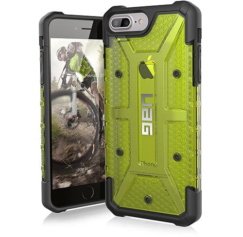 Etui Urban Armor Gear iphone 7 Plus 6 Plus citron